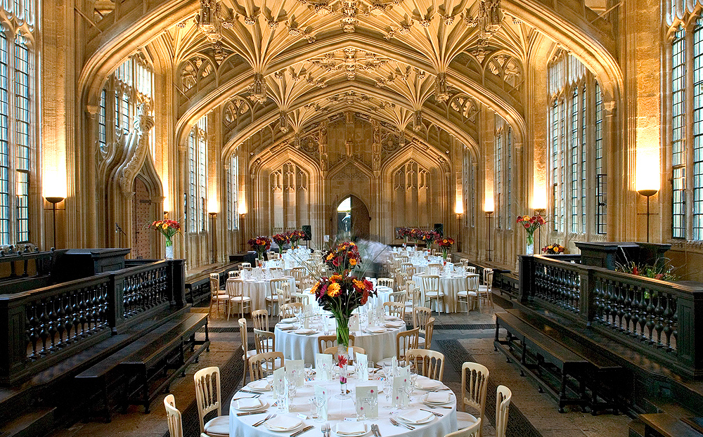 Private party venues in Oxford