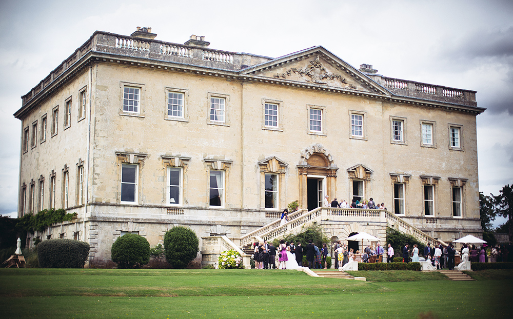 Corporate catering and wedding venues in Oxfordshire